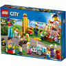 Lego City Fun Fair Minifigures People Pack - 60234