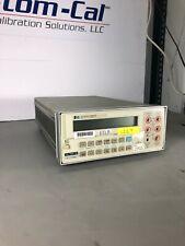 HP/Agilent 3478A Digital Multimeter LAB TESTED
