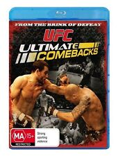 UFC - Ultimate Comebacks (Blu-ray, 2008)