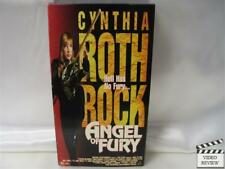 Angel of Fury * VHS * Cynthia Rothrock, Chris Barnes