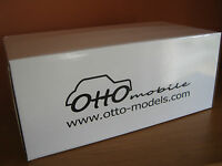 VW Golf 1 GTI 16S Oettinger grau (gray) Ottomobile OT551 neu in OVP 1:18