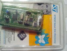 Stm32vl discovery USB stm32f100rb stm32 ARM Cortex-m3 Development Board