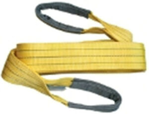 3 Ton x 3 mtr Duplex web Sling / Lifting strap / Hoist
