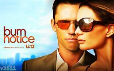 """Burn Notice"" SEASON 7 EPISODE 2 Original Script Used On Set By Gabrielle Anwar"