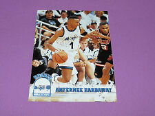 ANFERNEE HARDAWAY ORLANDO MAGIC ROOKIE SKYBOX 1994 NBA BASKETBALL CARD