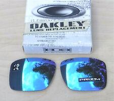 New Oakley Holbrook METAL Polarized Prizm Sapphire Lens 4123 (Metal Frames Only)
