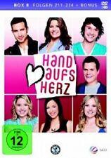 """HAND AUFS HERZ """"FOLGE 211-234  TV SERIE 3 DVD NEU+++++++++++"""