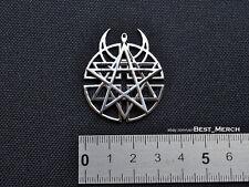 Disturbed Necklace stainless steel Pendant merch logo symbol