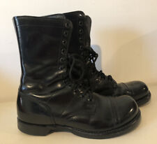 Corcoran 1500 Men Black Leather Jump Boots USA Made  11 EE