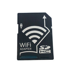 WIFI Adapter Wireless Memory Card TF to SD SDHC SDXC Card Kit for Android Phone