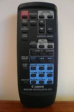 Canon Wireless Controller - WL-D75 Remote Control for Camcorder
