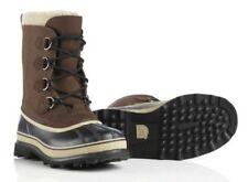 NEW Mens  Bruno Brown Sorel Caribou  Rain Winter  Snow Waterproof Boots  Size 11