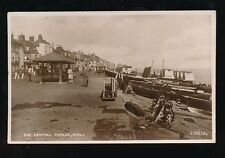 Kent DEAL Central Parade c1920/30s? RP PPC