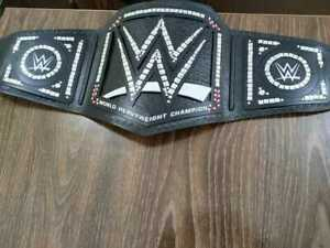 New WWE World Heavyweight Championship Wrestling Title Belt Adult size