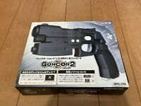Sony PlayStation2 GUN Controller GUNCON2 namco with BOX and Manual