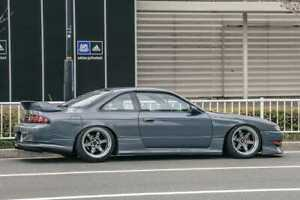 Silvia S14, 240SX Navan side skirts for Nissan Silvia S14