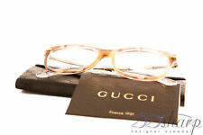 Gucci Eyeglasses-GG 3779 HQZ Brown Horn