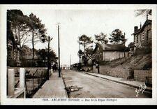 ARCACHON (33) VILLAS / Rue de LA REGUE BLANQUE période 1930-1940