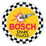 BOSCH SPARK PLUG Decal / Sticker die cut