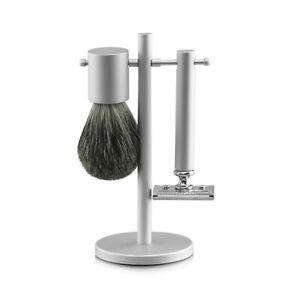 Van Der Hagen Hang Time Platinum Shave Set
