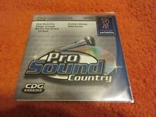 PRIDDIS Pro Sound Karaoke CDG 1413G