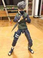 Anime Naruto Hatake Kakashi DX Ver. Figure Statue 23cm New