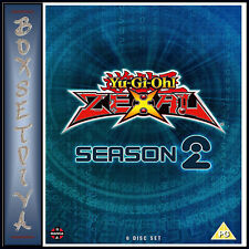 YU-GI-OH! ZEXAL: SEASON 2 COMPLETE COLLECTION (EPISODES 50 -98) *BRAND NEW DVD*