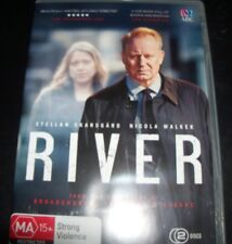 River (Stellan Skarsgard Nicola Walker) (Australia Region 4) DVD – New