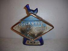 Jim Beam - Delaware - Blue Hen State Decanter