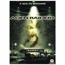 Alien Raiders (DVD, 2009, ) - Keith Hudson, Mathew St. Patrick  RATED R