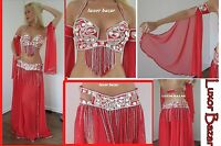 Professional Belly Dance Costume From Egypt BELLYDANCE Custom-made Any Color New
