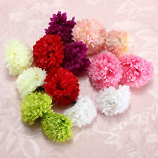 10x Artificial Daisy Flower Silk Spherical Heads Bulk Home Party Wedding Decor