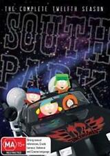 SOUTH PARK SEASON 12 : NEW DVD