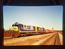 HJ16 ORIGINAL TRAIN SLIDE ENGINE CSX 7017 W084 C30-7