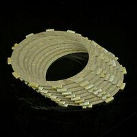 Clutch Friction Plates Discs Set 8pcs for Kawasaki KXF250 KX250F 2004-2015