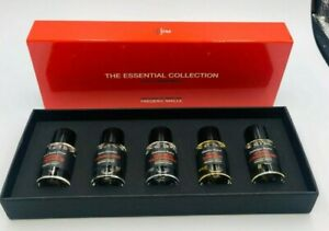 FREDERIC MALLE 5pc set 7ML French lover, Musc Ravageur, Bigarade,Geranium + More