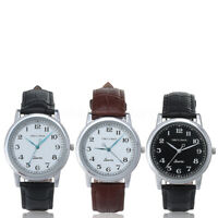 Backwards Watch: Reverse Time Movement, Unique Display # *