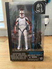 Star Wars black series Clone Trooper Captain