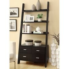 Coaster 800319 - Bookcases Leaning Ladder Bookshelf