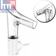 Hansgrohe Axor Starck V una manija de palanca para lavabo 140 blanco 12112450