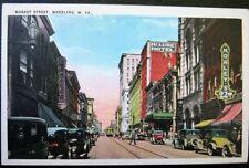 Wheeling West Virginia ~ 1920's Downtown ~ Market Street ~ Morley'S $ 22.50