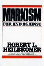 Marxism: For and Against-ExLibrary