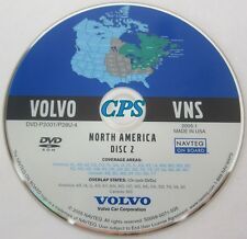 2002 2003 2004 2005 2006 VOLVO XC90 S80 DVD MAP NAVIGATION WEST SE 2005.1 UPDATE