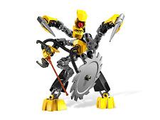 Lego 6229 Hero Factory Villians XT4 complet de 2012 -C233