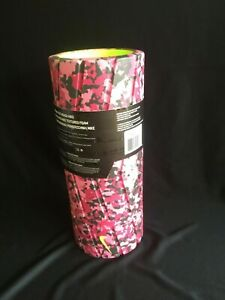 """Nike Textured Foam Roller Pink Camo Color 13"""" NWT"""