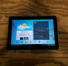 Samsung Galaxy Tab 10.1 32GB(GT-P7510) Black- Wifi- READ BELOW