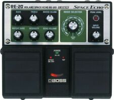 BOSS RE-20 Space Echo Revived model of Roland RE-201 F/S DHL/FedEx