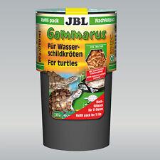 JBL Gammarus Nachfüllpack Leckerbissen für Wasserschildkröten 750 ml