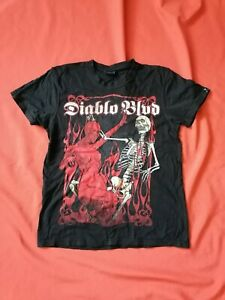 DIABLO BLVD Shirt - Größe S