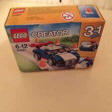 Lego Creator 31027 bleu racer